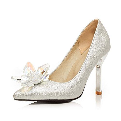 De Plata Para Vestir Mujer 1to9 Zapatos UwqTXxHT5