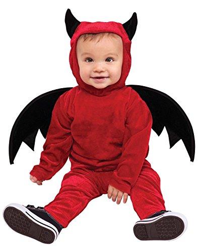 Lil Devil Costume - Infant Large - Devil Costume For Infants