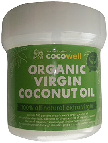 Cocowell Organic Virgin Coconut Oil 128g