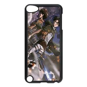Attack On Titan iPod Touch 5 Case Black I0483218