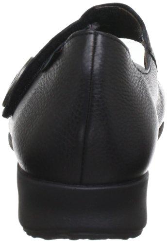 P5045075 BLACK Donna IMPERIAL FINALIA 6300 Mocassino Mephisto PvSIqx