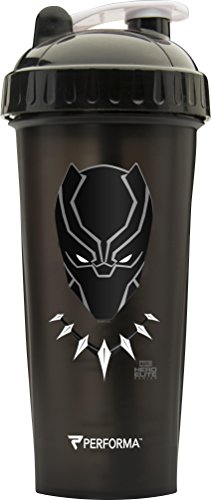 Black Panther Shaker Bottle