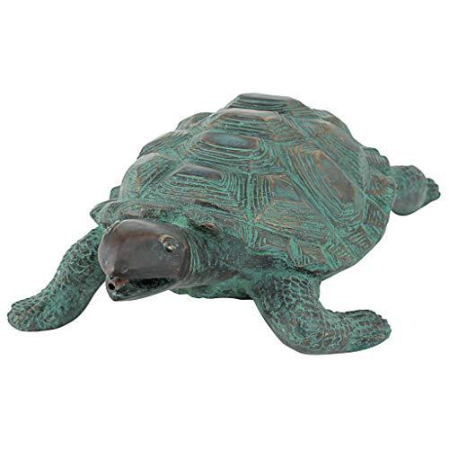 (Design Toscano Turtle Bronze Garden Statue)