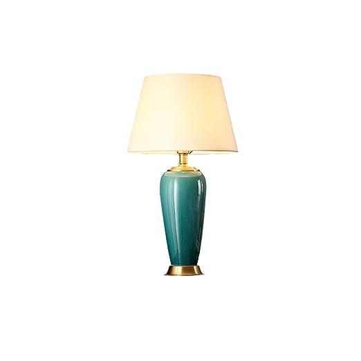 XZGang Lámpara de Mesa para el hogar, Dormitorio, lámpara de Noche ...