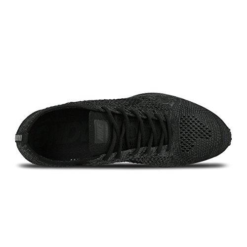 Zapatillas De Running Nike Unisex Flyknit Streak Black / Black-anthracite