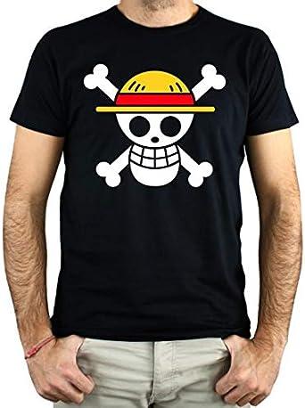 Camiseta Hombre - Unisex One Piece: Amazon.es: Ropa y accesorios