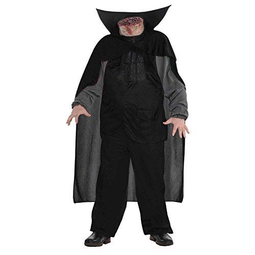 AMSCAN Blood Headless Horseman Costume for Boys, Large -