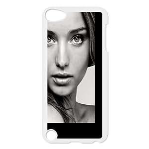 Miranda Kerr iPod Touch 5 Case White DIY Present pjz003_6530995
