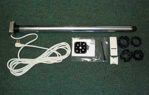 Amazon.com : Somfy Retractable Awning Gear to Motor ...