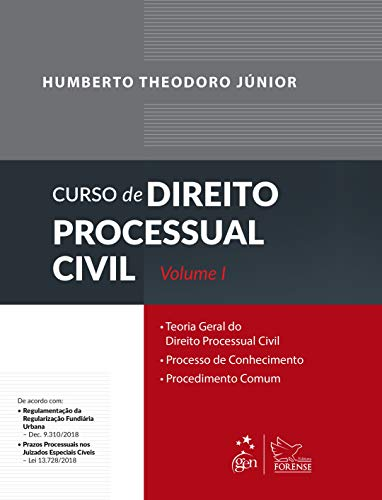Curso de Direito Processual Civil - Volume I: Volume 1