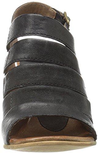 Women's Miz Fashion Mooz Black Sandals Kenmare pyBqOBwTv