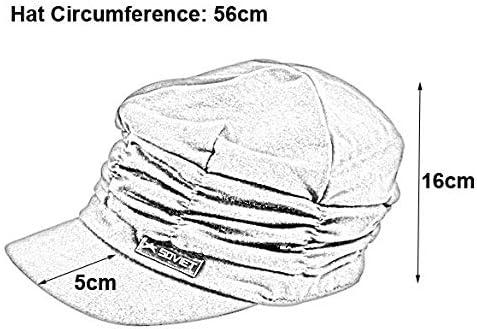 Water Asked Women s Korean Style Pleated Peaked Cap Hat Sunhat 3 AP
