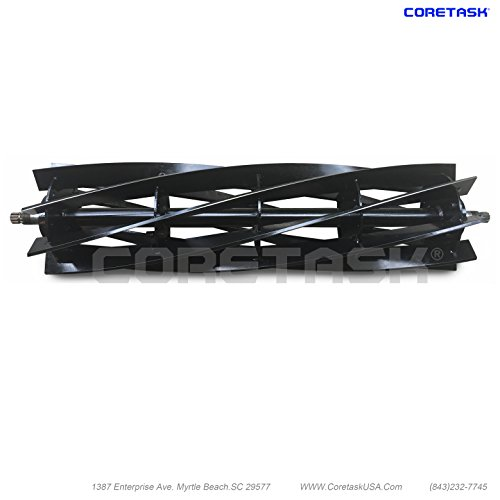 - CORETASK Reel CAMT2871 8Blade Replace: John Deere Reel Blade AMT2871