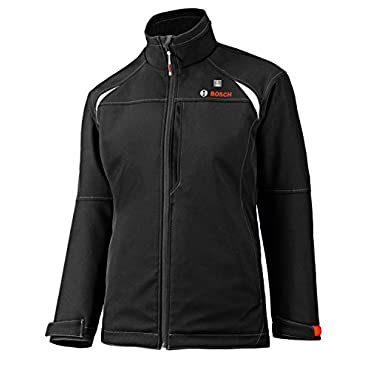 Bosch Jackets Women's Medium Black Heated Jacket PSJ120M-102W