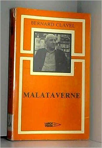 Amazon Fr Malataverne Edition En Gros Caracteres Bernard
