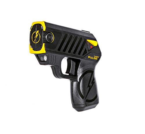 Taser Pulse with 2 Cartridges, LED Laser with/2 Cartridges, and Target,Black by Taser