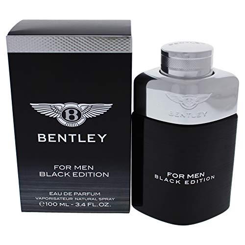 Bentley Black Edition by Bentley Eau De Parfum Spray 3.4 oz for Men