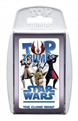 Star Wars Top Trumps Specials The Clone Wars Card Game