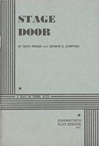 Stage Door by Edna Ferber (1-Dec-1941) Paperback -