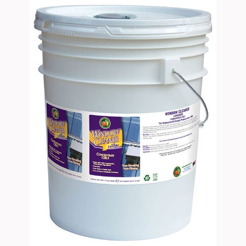 Window Cleaner Concentrate Lavender,5 gallon pail -- 1 each