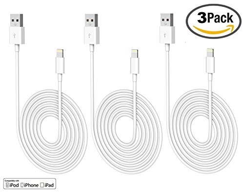 Lightning Cable Charging Charger iPhone