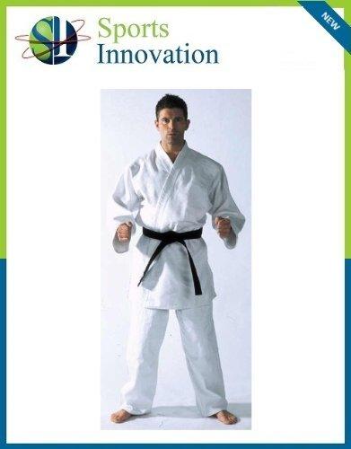 Amazon.com: Carta Sport - Traje de yudo de color blanco ...