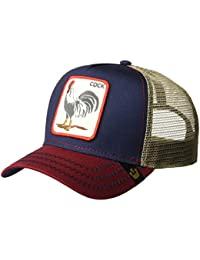 Men's Animal Farm Snap Back Trucker Hat,