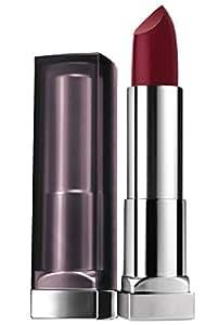 Maybelline New York Color Sensational Creamy Matte Lip Color, Divine Wine, 0.15 Ounce