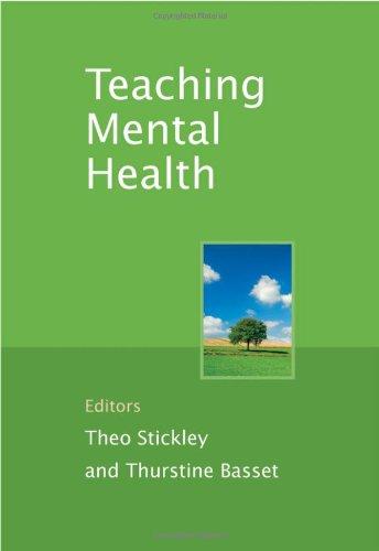 Teaching Mental Health
