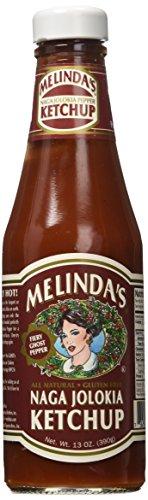 Melindas Naga Jolokia Ketchup