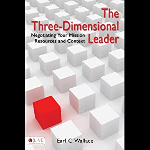 The Three-Dimensional Leader Audiobook