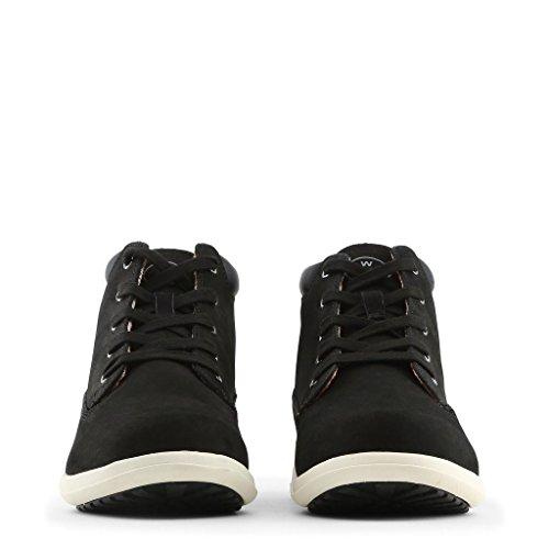LUMBERJACK Schuhe Mann Stiefel WINTER HOUSTON SM34401-001 D01 CB001 Black