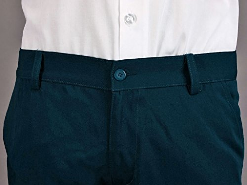 Mtxc Men's Love, Elections & Chocolate Cosplay Costume Ohjima Yuuki School Uniform Size XXX-Large Blue by Mtxc (Image #8)