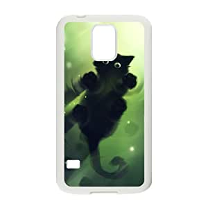 Case Of Cat Customized Case For SamSung Galaxy S5 i9600