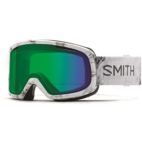 Smith Optics Women's Riot Snow Goggles,Venus Frame (Ski Riot)