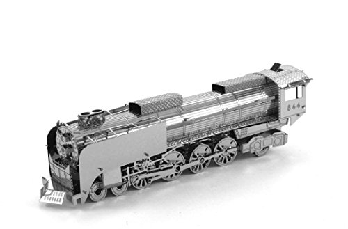 (Fascinations Metal Earth Steam Locomotive 3D Metal Model Kit)