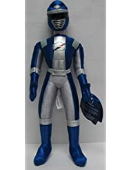 Power Rangers Operaion Over-Drive 15 Blue Power Ranger Plush Doll