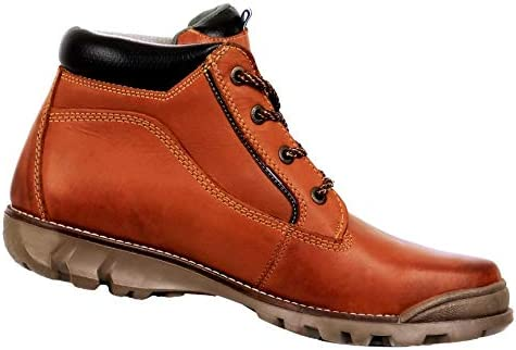 Discovery EXPEDITION Men s Outdoor Leather Boots Forlandet