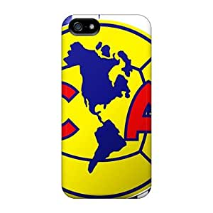 New Style Richardcustom2008 Club America Soccer Premium Tpu Covers Cases For Iphone 5/5s
