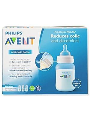 Philips AVENT Anti-Colic 3 Piece Bottles