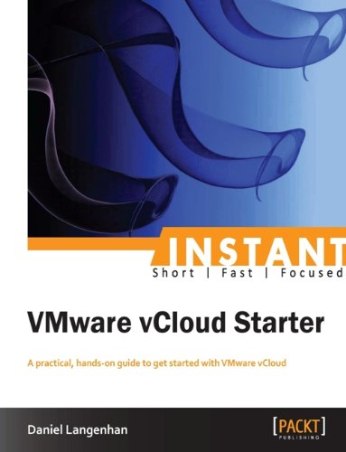 Download Instant VMware vCloud Starter Pdf