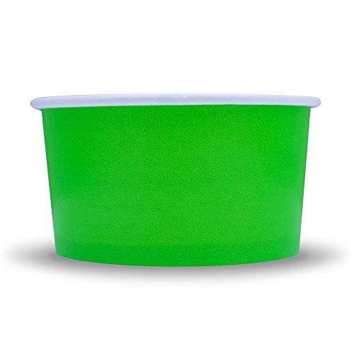 6 oz ice cream containers - 2