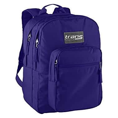 Product Image Trans by Jansport Supermax Backpack - Electric Purple