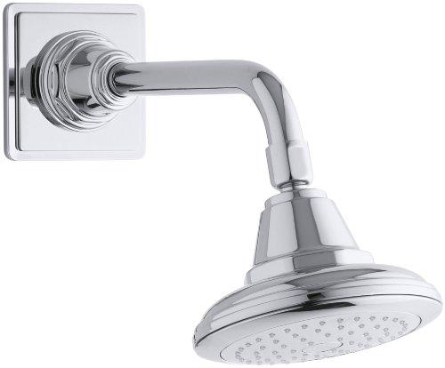 Kohler K 13137 AK CP Pinstripe Single Function Showerhead product image