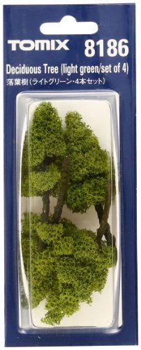 TOMIX N Gage Deciduous Tree (Light Green/Set of 4) for sale  Delivered anywhere in USA