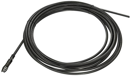 Ridgid 62235 5/16-Inch x 25-Feet C-2 Cable with Drop Head Auger