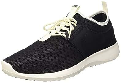 NIKE Juvenate Mens Trainers 747108 Sneakers Shoes (US 8, Black Black sail 003)