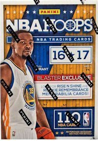 2016/17 Panini Hoops NBA Basketball BLASTER box (11 pk) ()