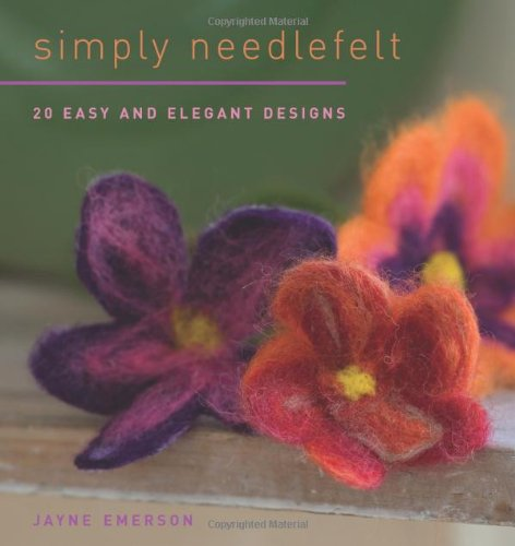 Flowers Felting Needle (Simply Needlefelt)
