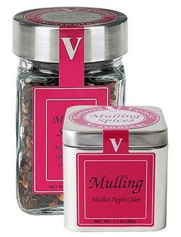 Victoria Taylor's Mulling Spices, Mulled Cider, Spiced Wine & (Mulled Spice)